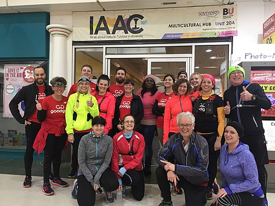 The GoodGym Mile