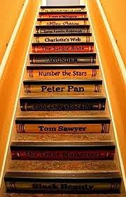 Up the stairs to BEDfordshire!