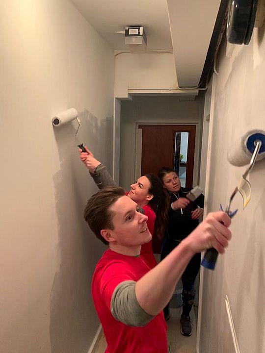 Paints & Ladders