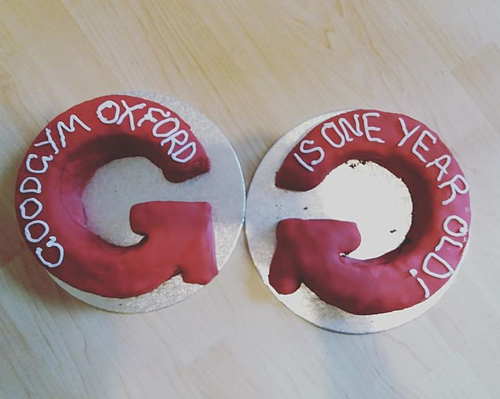 Happy Birthday Oxford GoodGym!  We are 1 :)