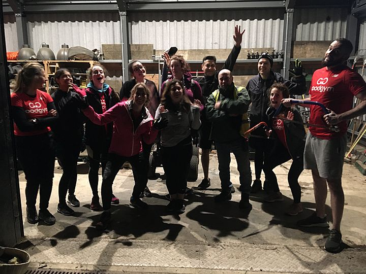 Goodgym Barnet branching out in Central Finchley