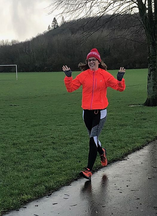Trying out Trelai Parkrun