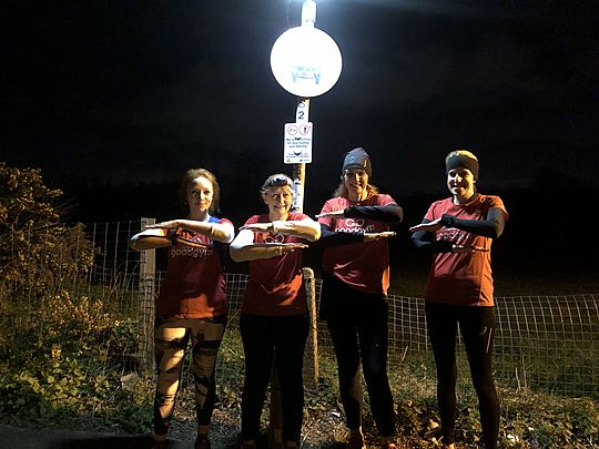 Don't blame it on the Sunrise, blame it on the Goodgym