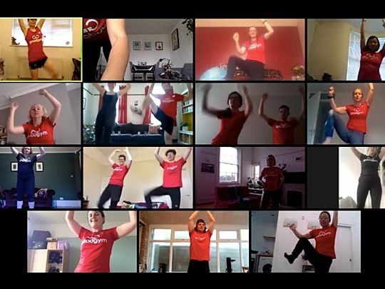 Tin-terval Training: Another Workout in the Can!