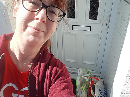 Pop to the Shops, GoodGym Style!