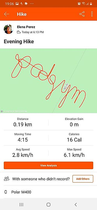 Some unusual runs if I'm not misshapen!