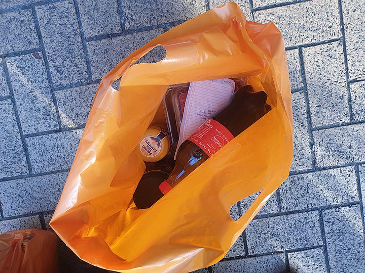 Shopping Bags Bunny