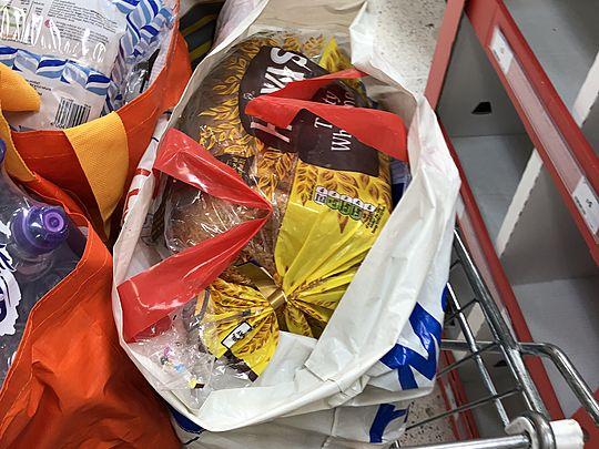 Shopping task