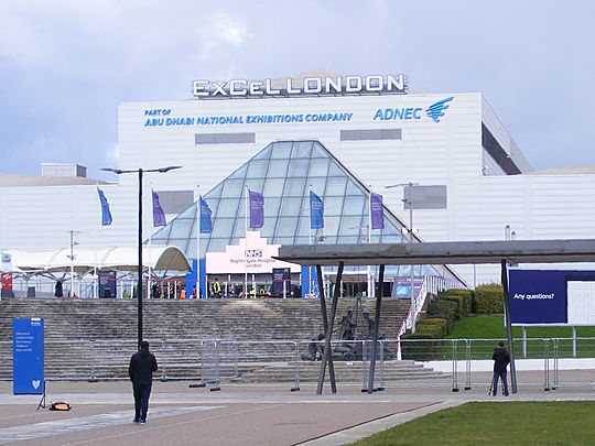 First shift as a volunteer at NHS Nightingale Hospital, Excel Centre
