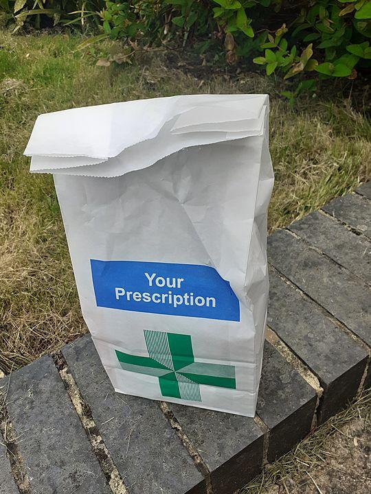 Prescription pick up and deliver