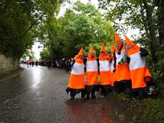 High Viz and Cone Heads