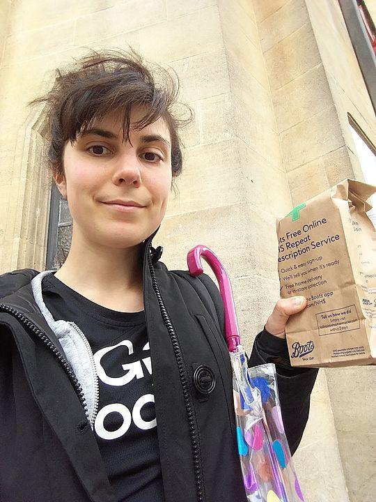 Prescription delivery in the rain: Part II
