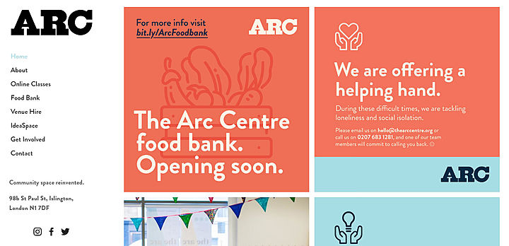 Arc Centre Deep Clean