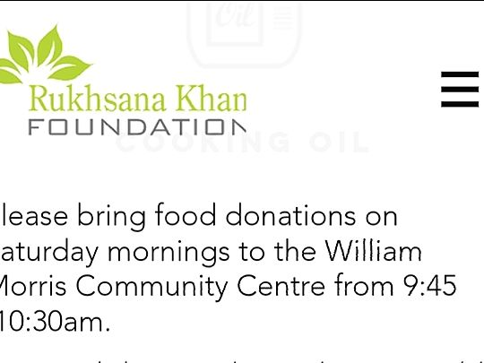 Delicious Donations