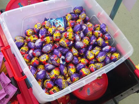 Cream Egg Heaven