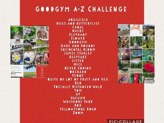 Like a challenge, you (alpha)bet we do!