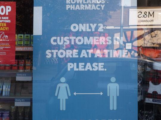 Prescription drop-off