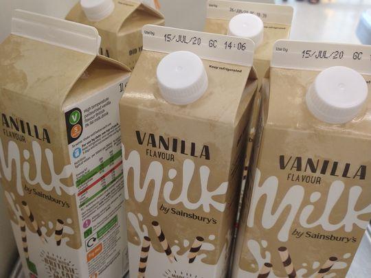 Milkshake or break...