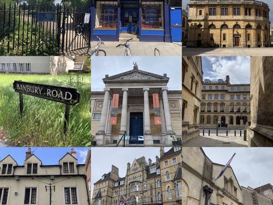 No reason to be board with Oxford Monopoly