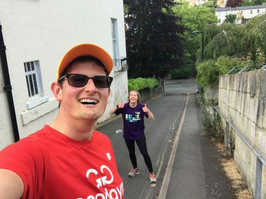 GG Bath Hill Sprints Challenge!