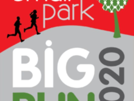 #Small Park Big Run 2020