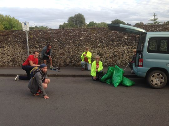The Goodgym HomeGuard to the Rescue!