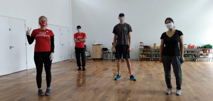 Arc Centre Clean Team