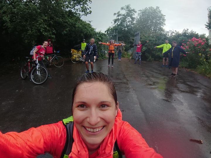 GoodGym is here for you come rain or shine