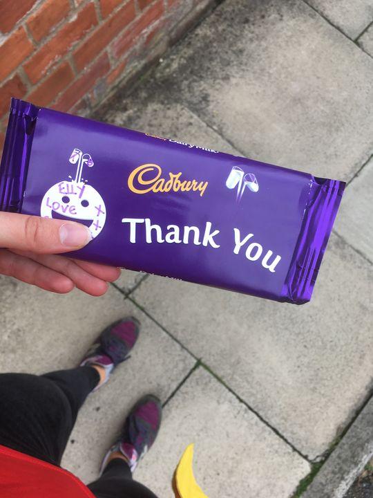 Sainsbury's on repeat