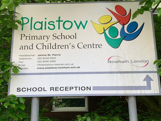 The Plaistow Primary Postal