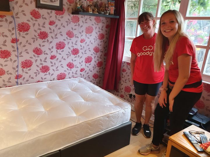Blooming brilliant bed builders!