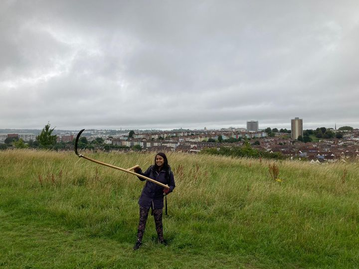 Seeing a different scythe of Northern Slopes