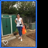 Watering and Weeding fun in Hainault