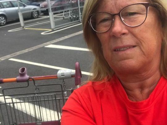 Shopping for Mrs J (Part 14)