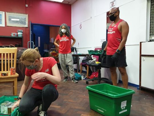 If anyone CAN, Goodgym Haringey CAN.