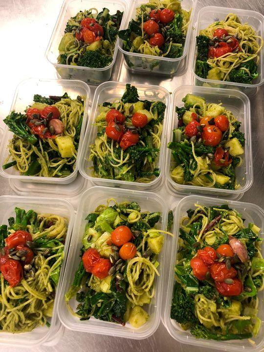Hot Food Deliveries for Lambeth's Healthy Living Platform