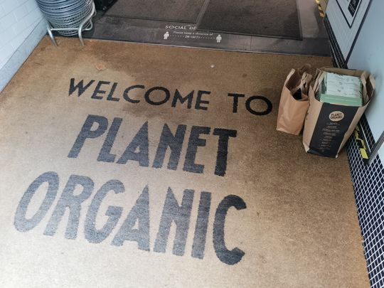 Planned-It Organic