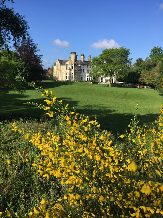 Wheely hot at Stephens House and Gardens