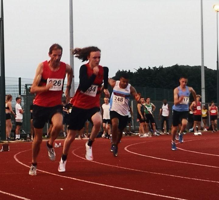 Snails v sprinters