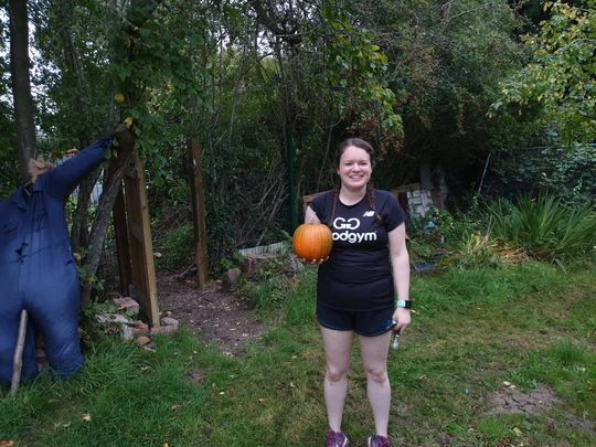 Go big or gourd home