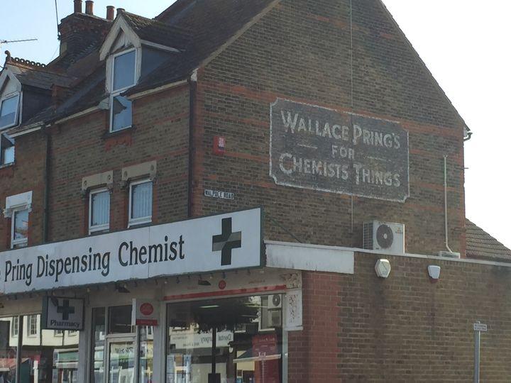 Who was Wallace Pring, I wonder?