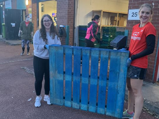 spAM to PM - You can rely on GoodGym