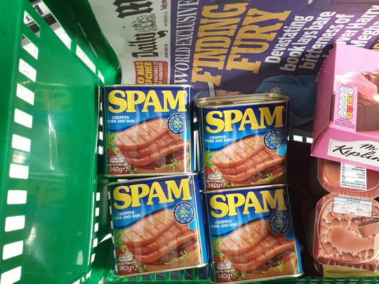 *THIS IS NOT SPAM*