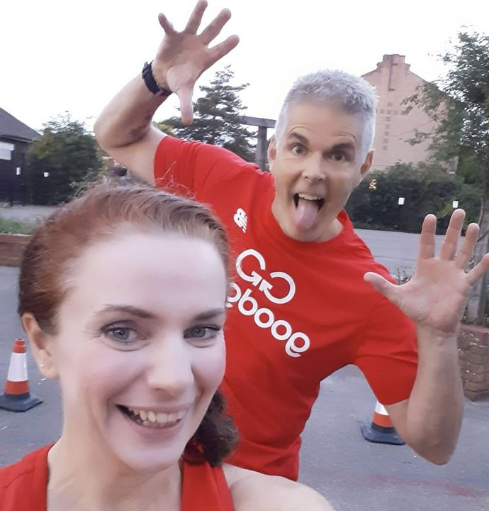 GoodGym Swindon Virtual parkrun Takeover - From 6pm on Friday 23rd October until 6pm on Sunday 25th October