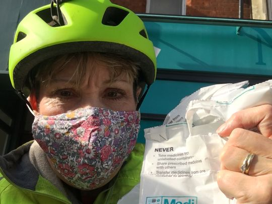 Autumnal prescription drop off cycle circuit