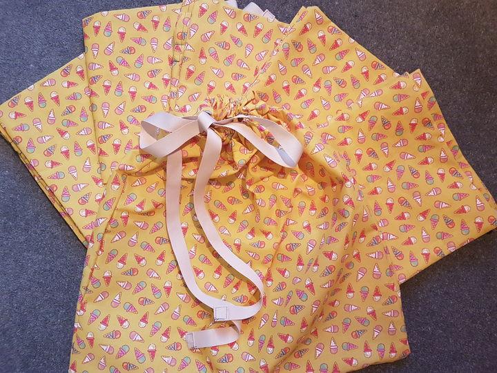 8 bags of fun