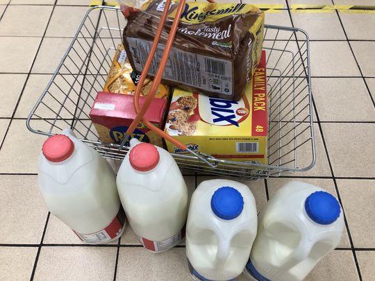 That much milk? Crackers!!