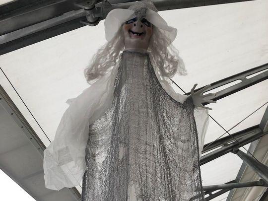 Fright Grub...