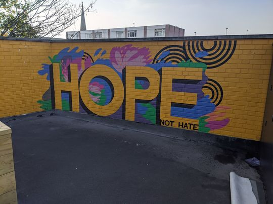 Thornton Hope 🌈