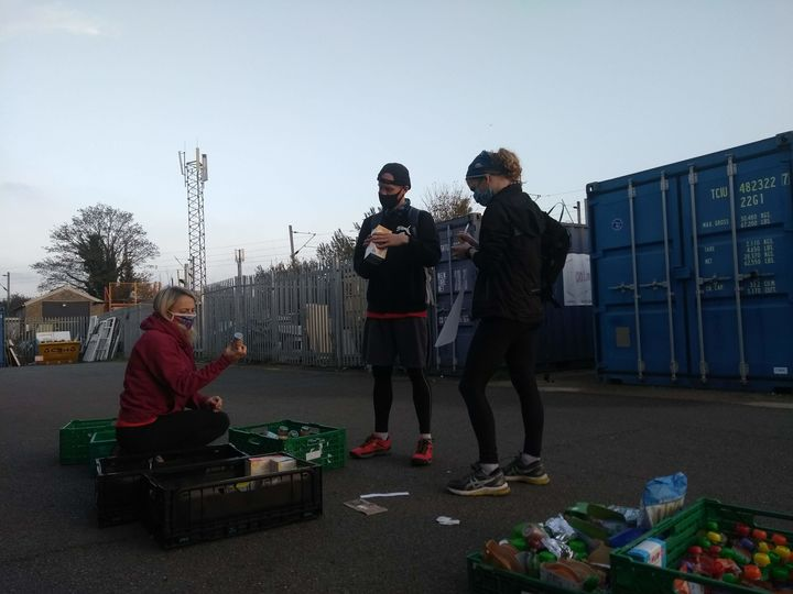 Crate Expectations: a GoodGym classic!